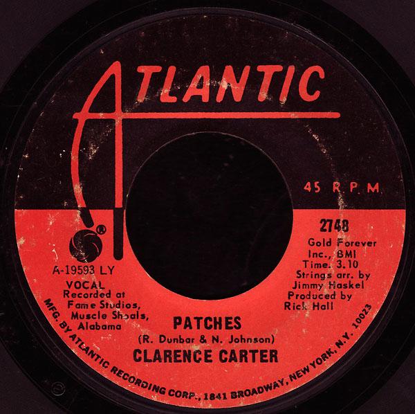 Clarence Carter - Patches Lyrics MetroLyrics