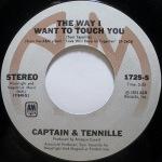 Captain & Tenille (A&M)