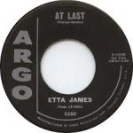Etta James 45