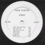 John-Denver-Sings