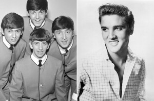 Beatles & Elvis