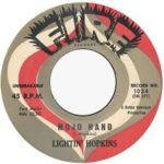 Lightnin Hopkins 45