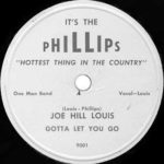 Joe-Hill-Louis-sam-phillps-first-record