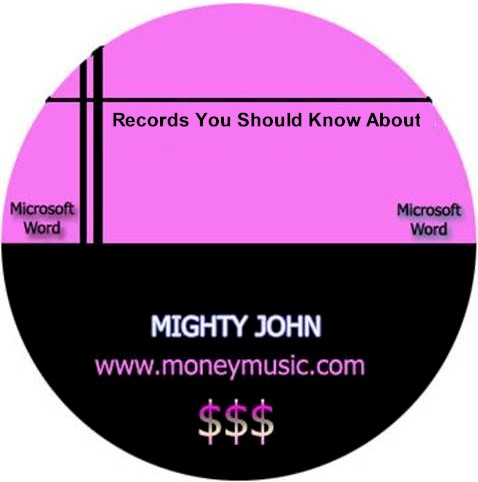 Records You Should Know About | moneymusic com